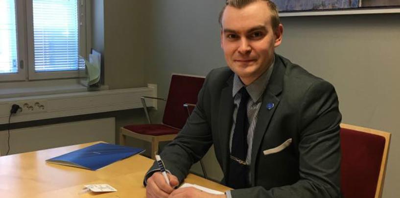 Noored Põlissoomlased: Soome ja Eesti vabatahtlikest võiks moodustada omaette sõjalise jõu