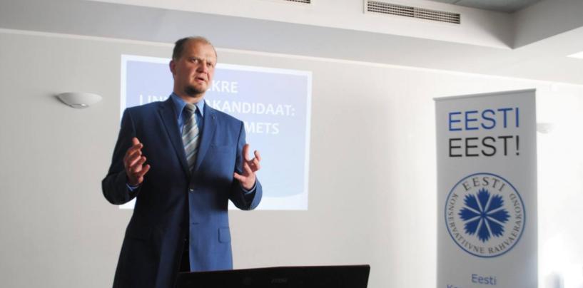 EKRE linnapeakandidaat Anti Poolamets: teeme Rakverest olulise Eesti tõmbekeskuse