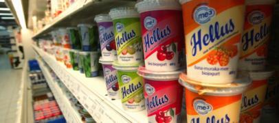 Rahakotivaenulik valitsus tõstab jogurtite hindu 40 protsenti