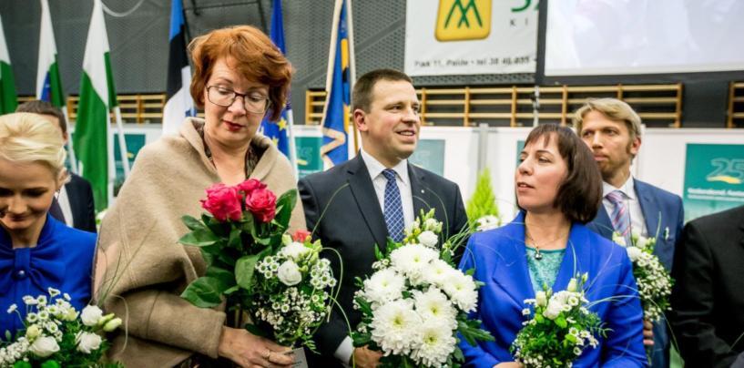 Reeturid: Kõlvart, Ratas ja Reps kinnistavad Tallinnas jõuga venekeelse hariduse