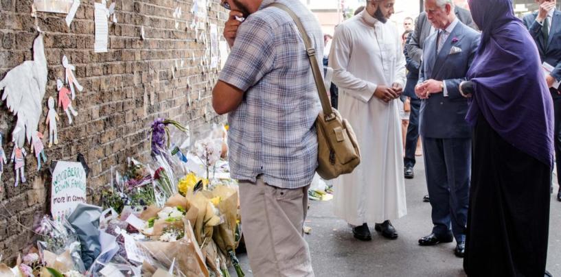 Kas vastureaktsioon moslemiterrorile? Inglismaal sõitis auto taas palvuselt lahkuvate moslemite sekka