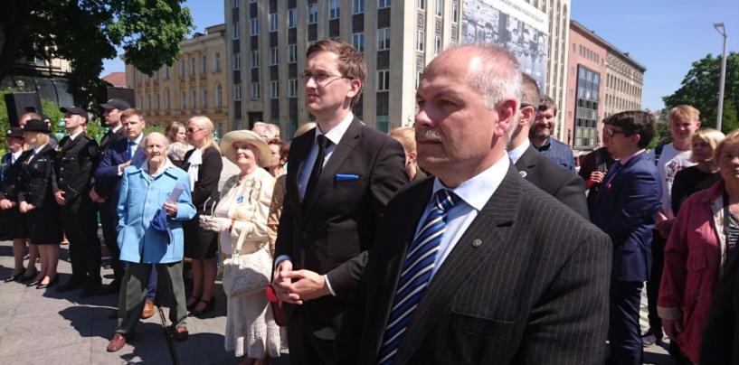 Eesti Konservatiivne Rahvaerakond küüditamise aastapäeval: kurjus ei unune!