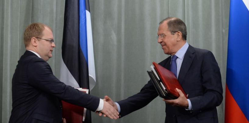 Konservatiivne Rahvaerakond tegi ettepaneku võtta Eesti-Vene piirilepingult allkiri tagasi