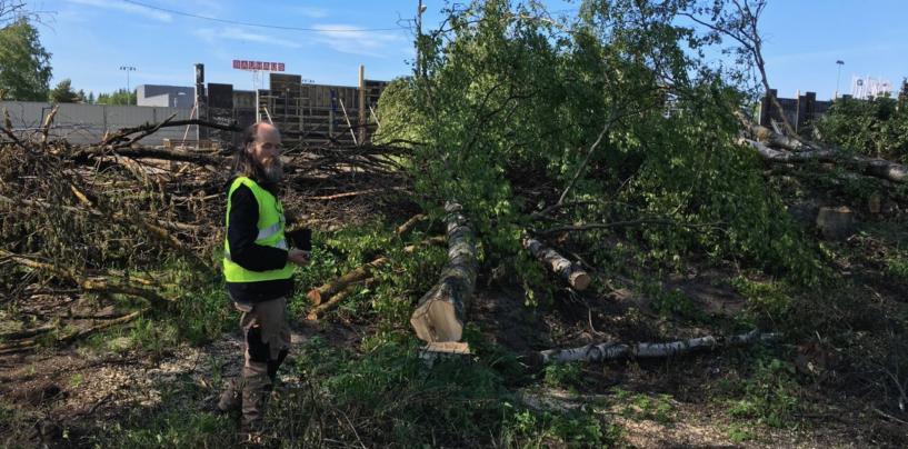 Urmas Espenberg: Haabersti ristmiku tööde planeerimine ja läbiviimine jätab kõvasti soovida