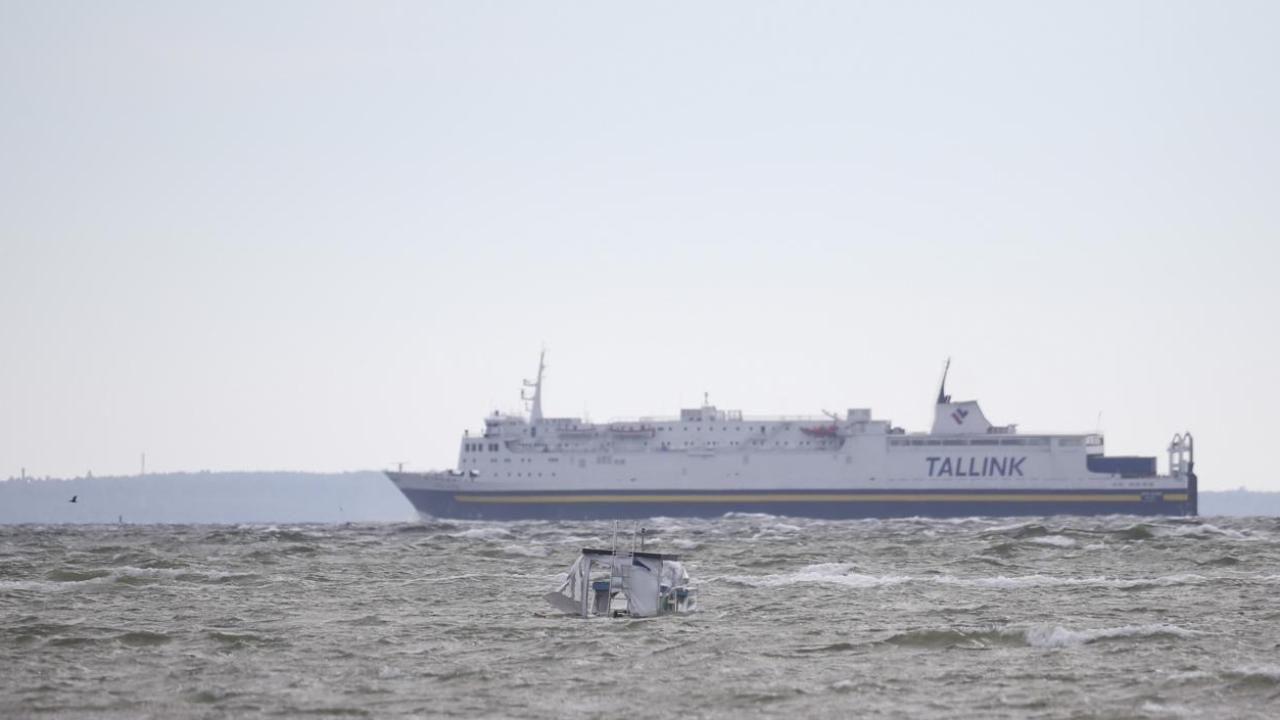 Tallink tõmbas Reidi tee vajadusele kriipsu peale: veerand kaubavedudest kolib kesklinnast Muugale