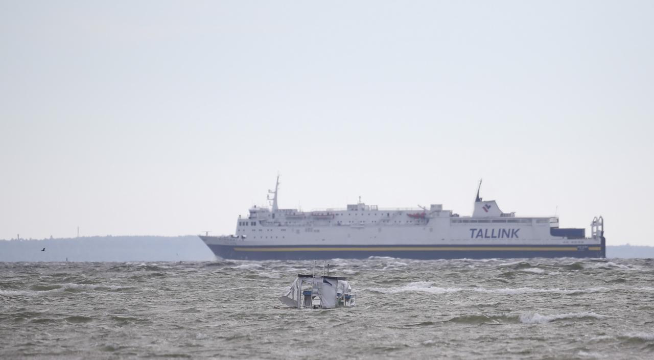 Sea Wind, Tallink