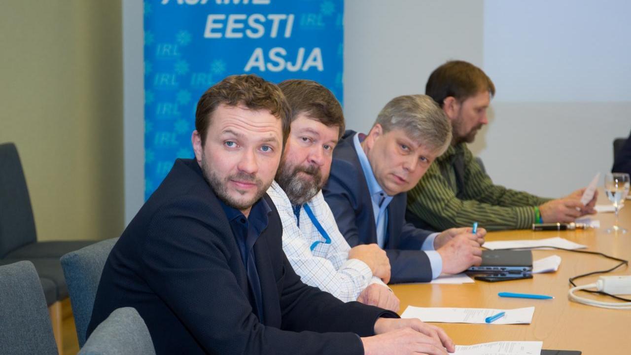 Urmas Espenberg: IRLi minister Kiisler ei näe maa ja metsa mahaparistamises välismaalastele mingit probleemi