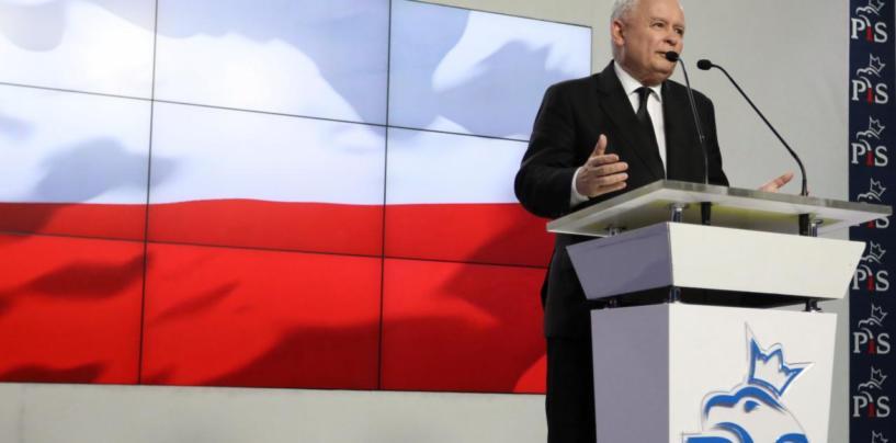 Jarosław Kaczyński: Poola kohtusüsteem vajab radikaalseid muudatusi