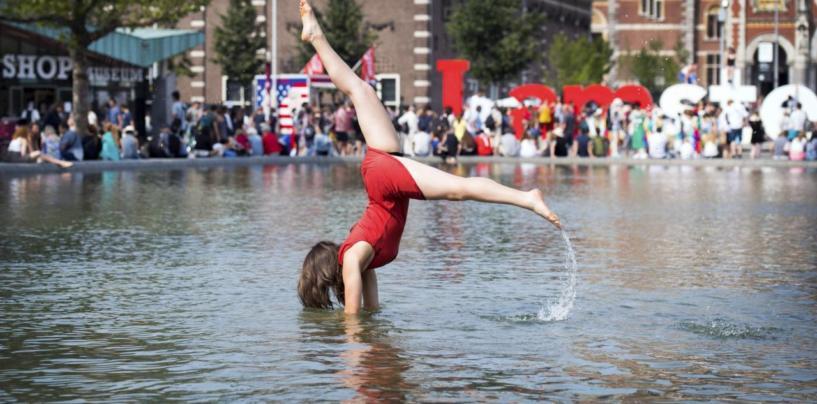 Eesti hakkab kõrgusi ja sügavusi arvutama Amsterdami nulli suhtes