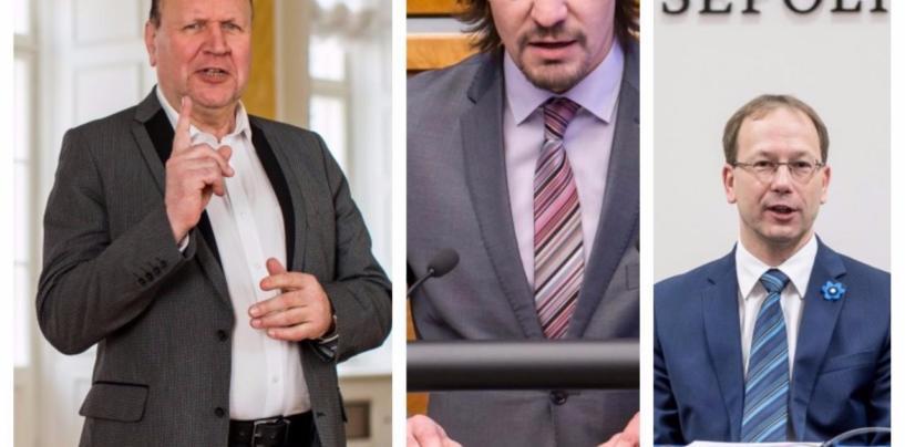 Mart Helme: Eesti vaenulikku propagandat õigustanud kultuuriministri vastu peaks huvi tundma kapo