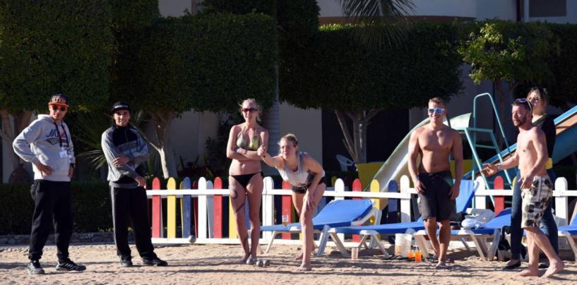 Turismitragöödia Egiptuses: tapeti kaks saksa naist