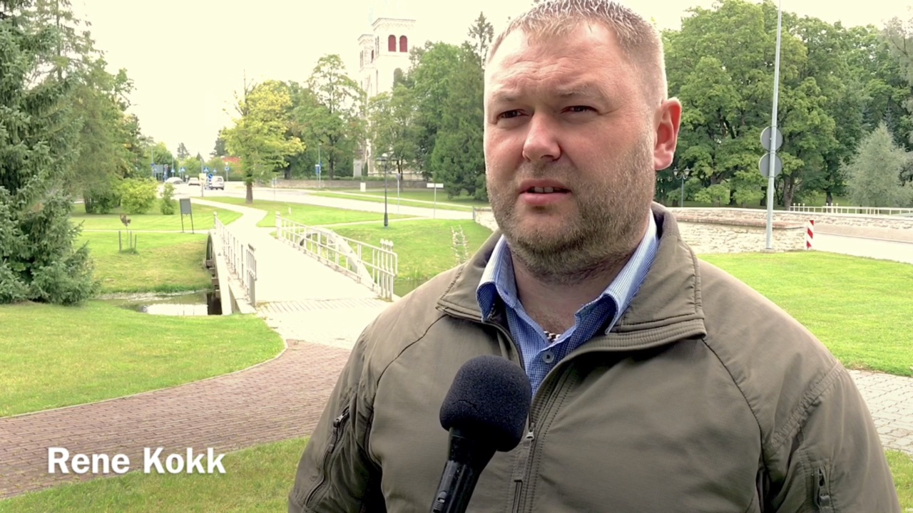 Keskkonnaminister Rene Kokk