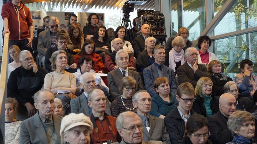 f43ad27ed57 Galerii: portaal Objektiivi sünnipäevakonverents Okupatsioonide ...