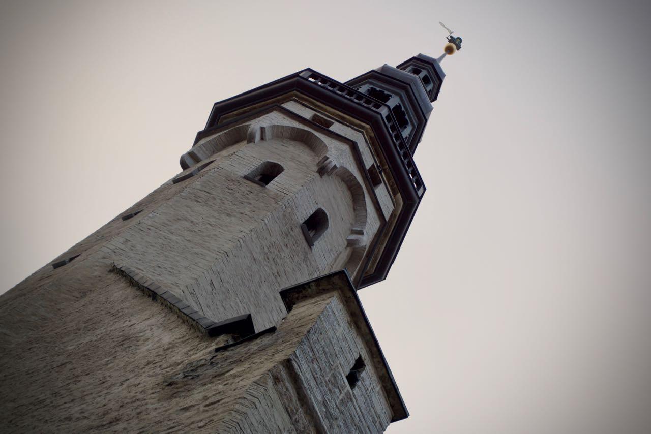 Tallinna Raekoja plats.