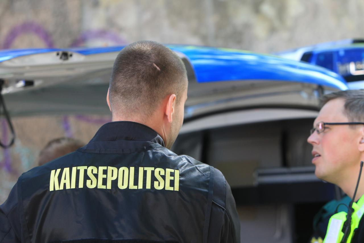 Kaitsepolitsei