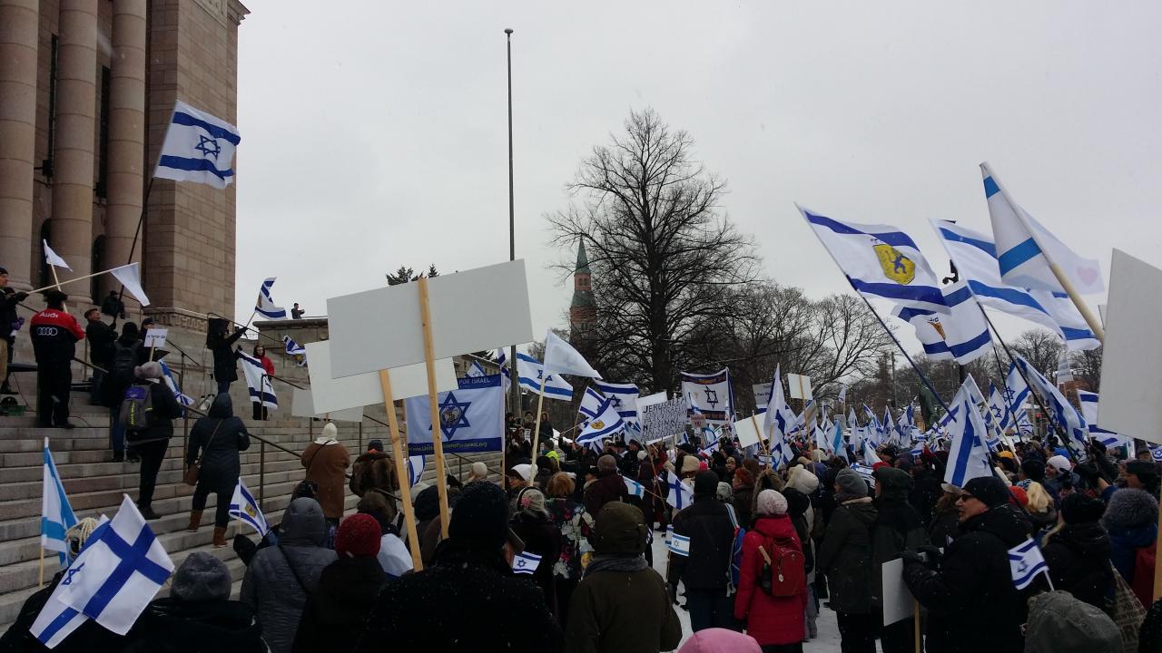 Jeruusalemma toetuseks