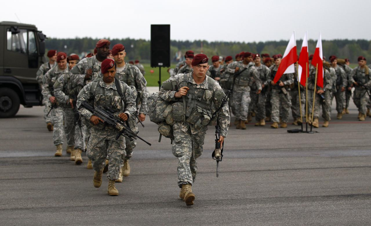 Poola sõdurid
