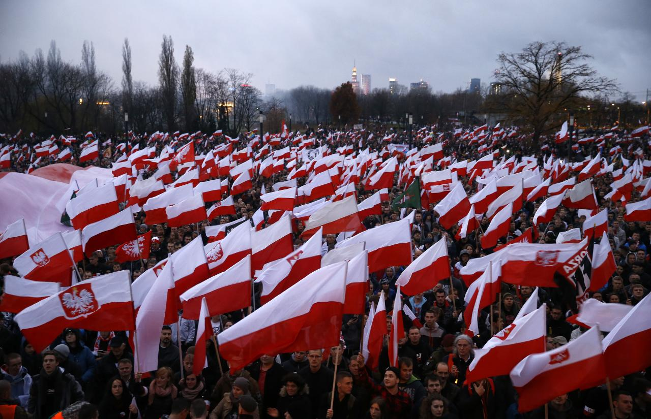 Poola lipud