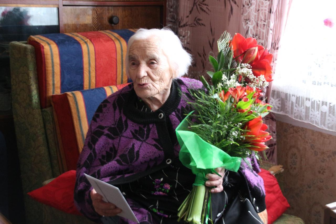 Antonina Vimba 100