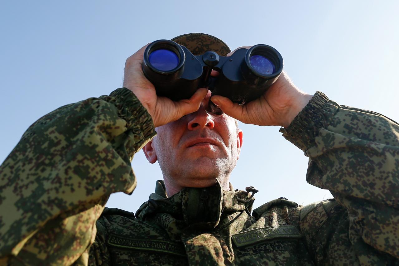 Vene sõdur