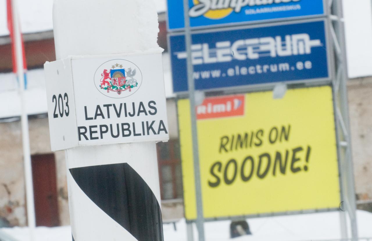 Läti piir