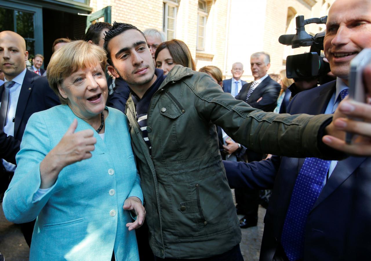 Merkel pagulasega