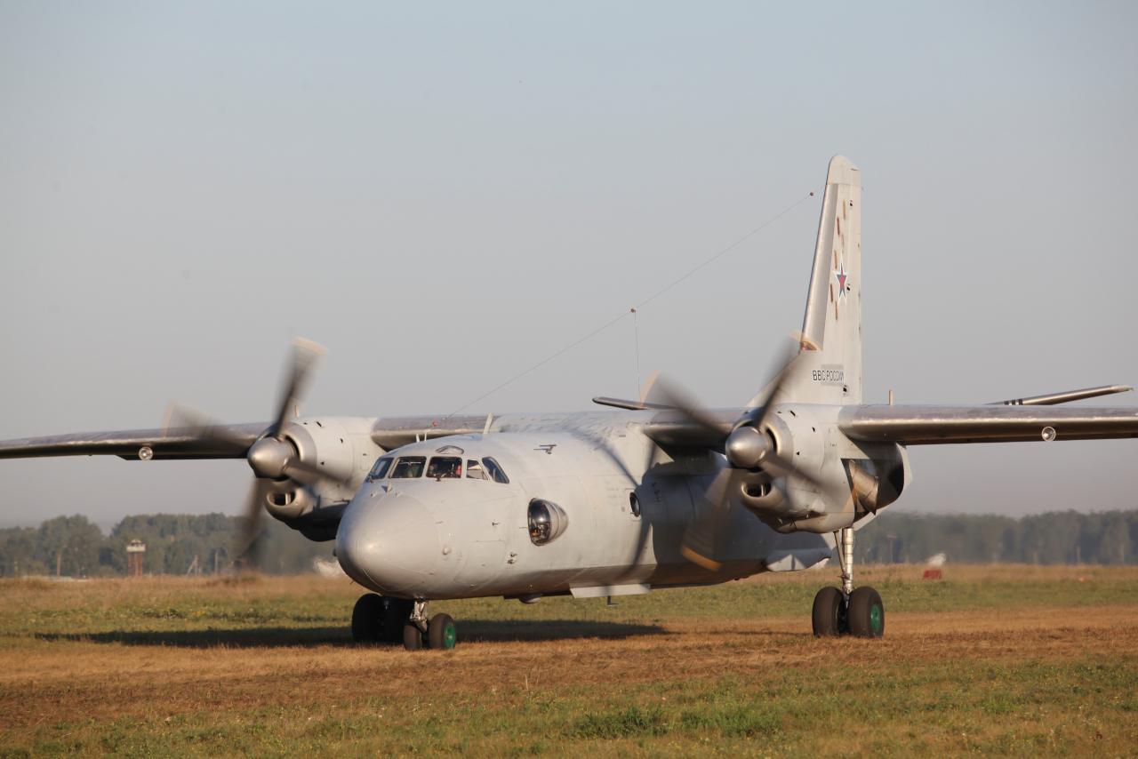 Vene lennuk An-26