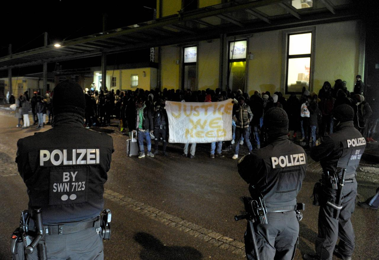 Immigrandid Saksamaal