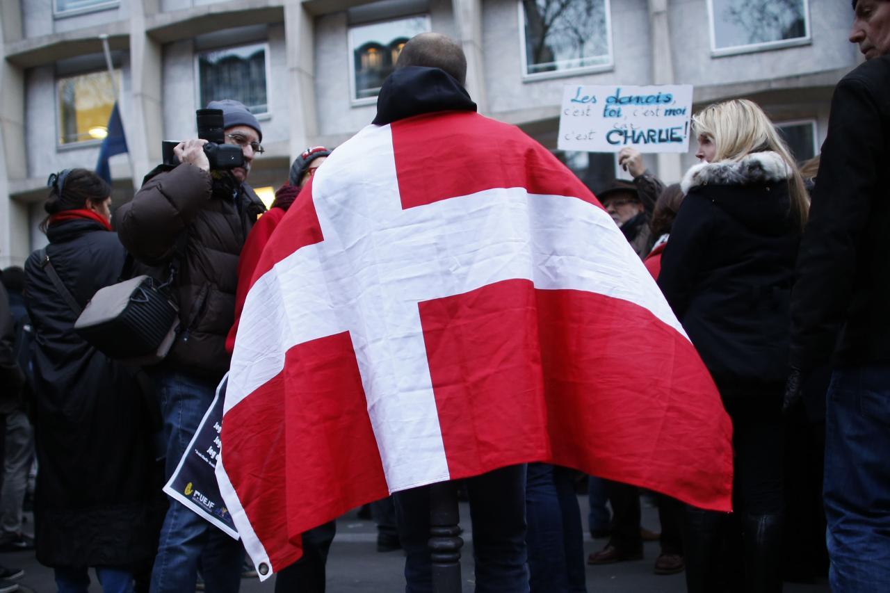 Taani lipp