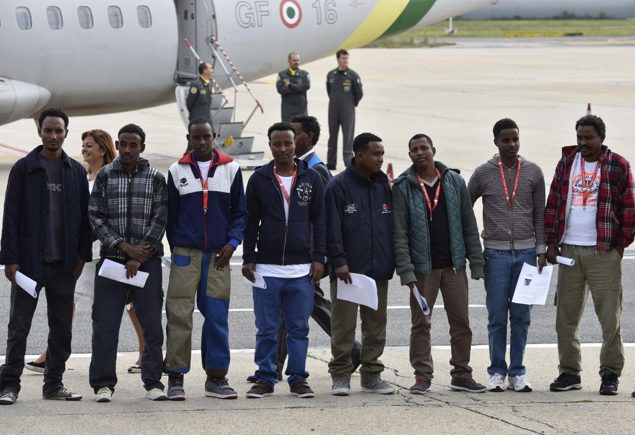 Immigrandid Rootsis