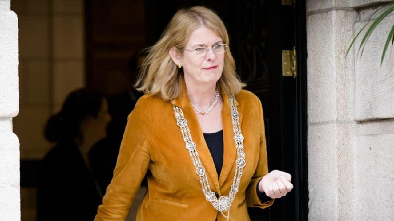 Haagi linnapea Pauline Krikke