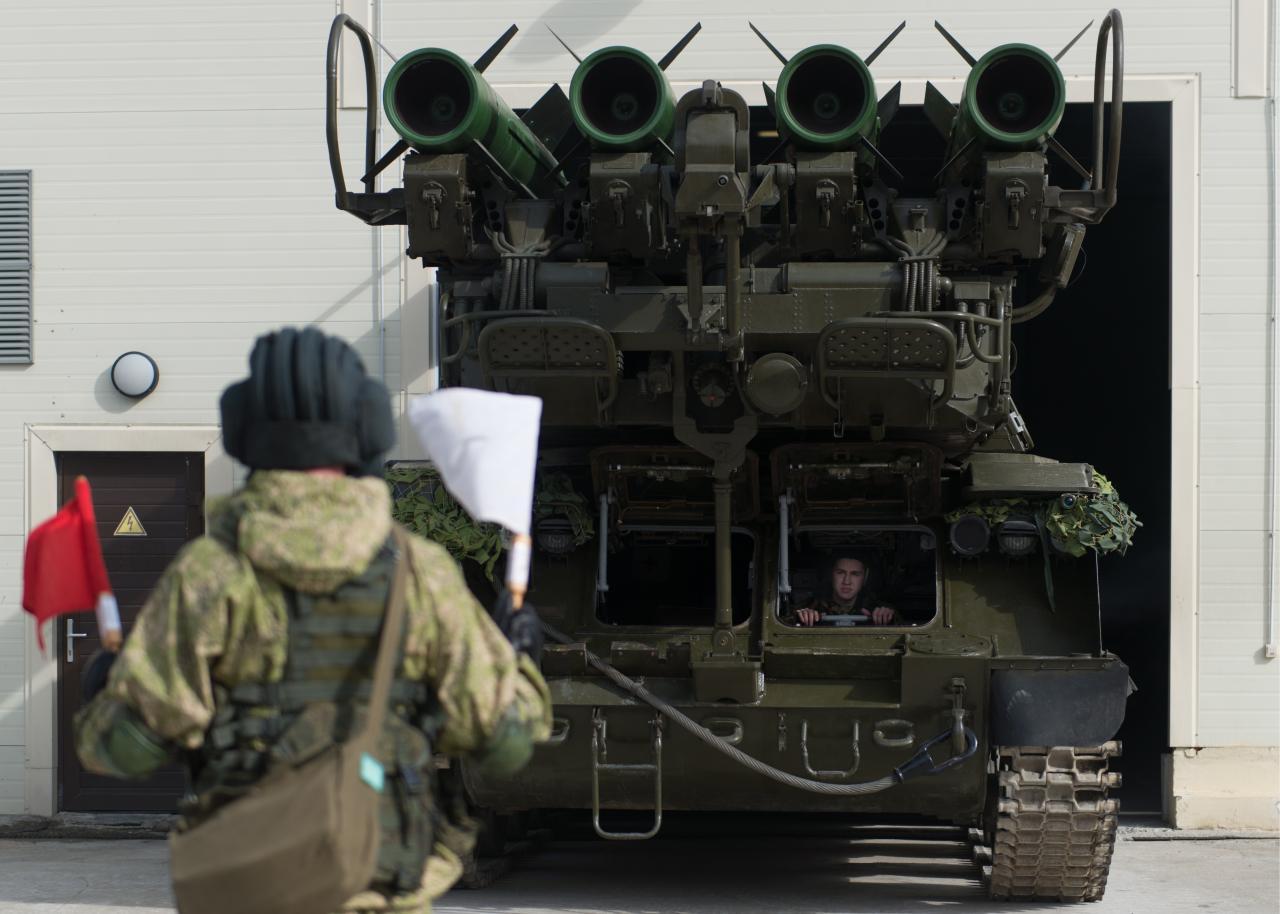 Vene sõjatehnika