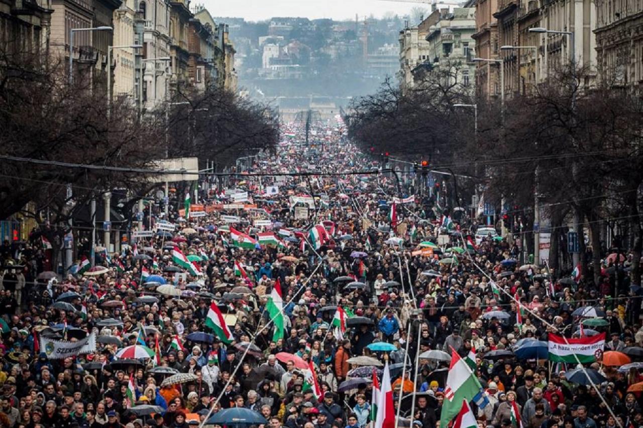Ungari rahumarss