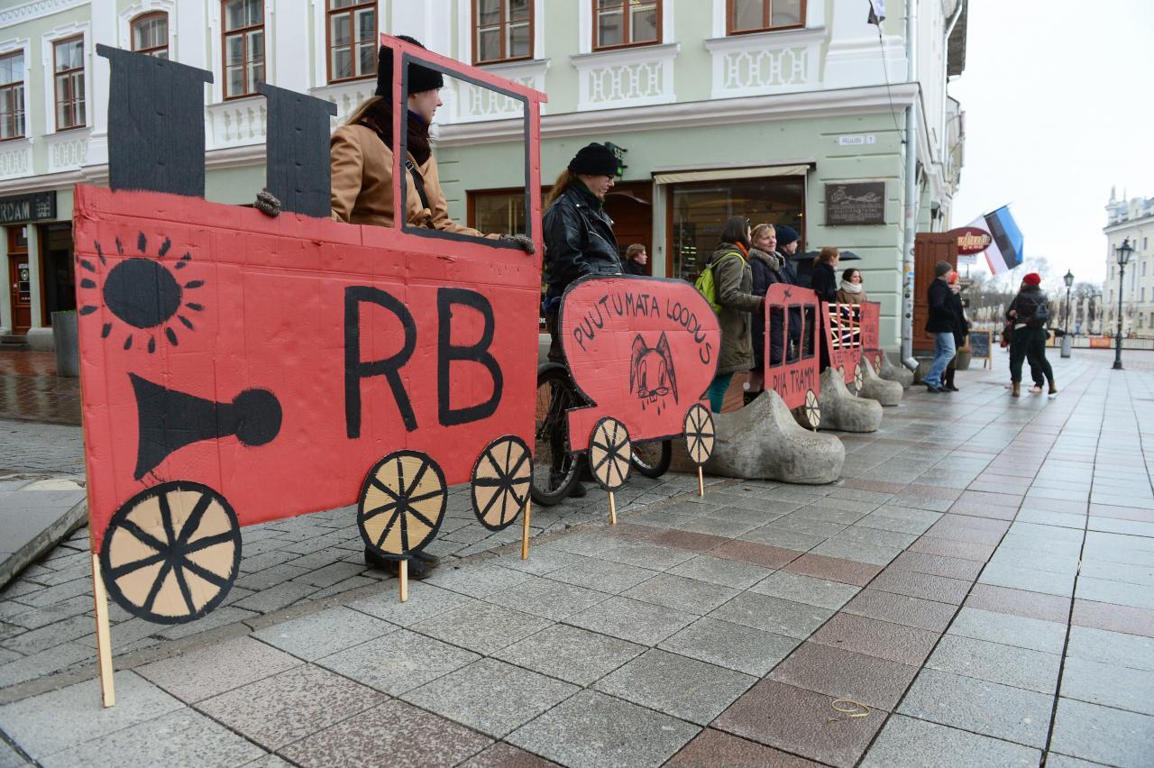 Meeleavaldus Rail Balticu vastu