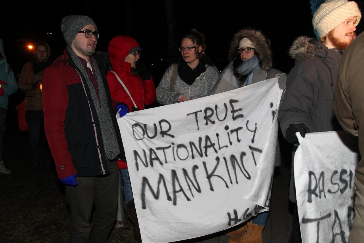 Rassismivastane miiting