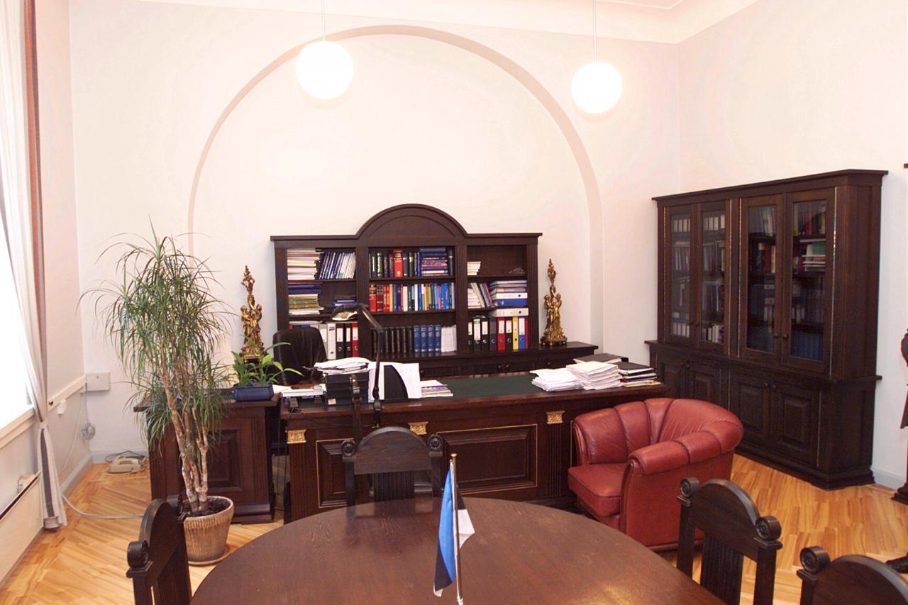 Riigikohtu esimehe kabinet