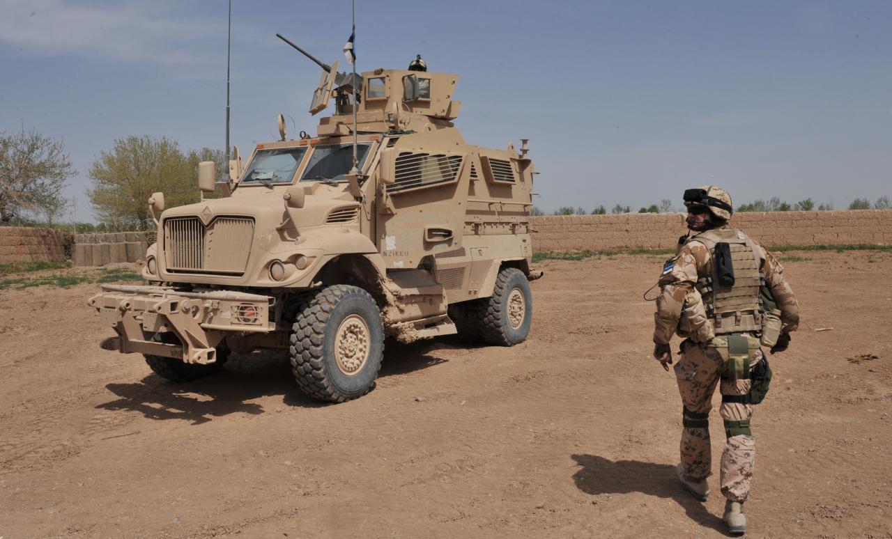 Eesti missioon Afganistanis