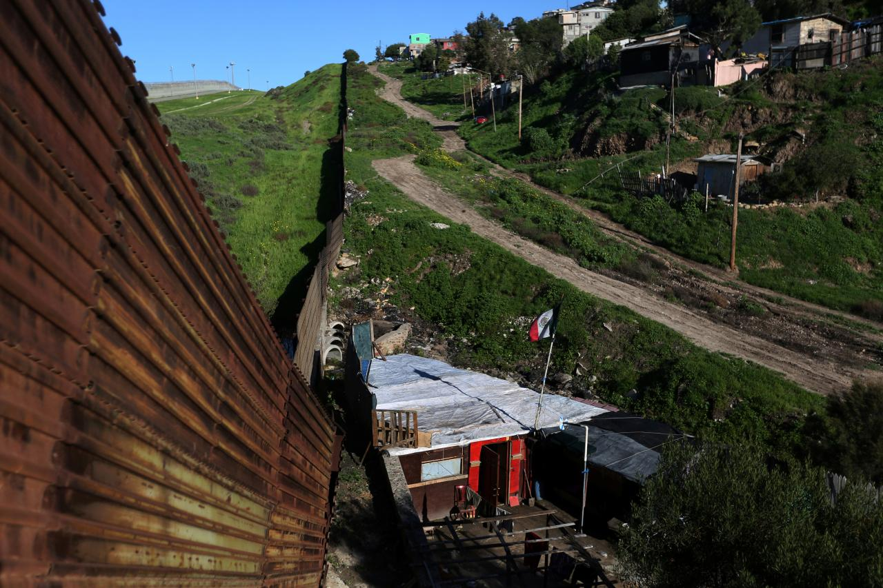 USA-Mehhiko piir