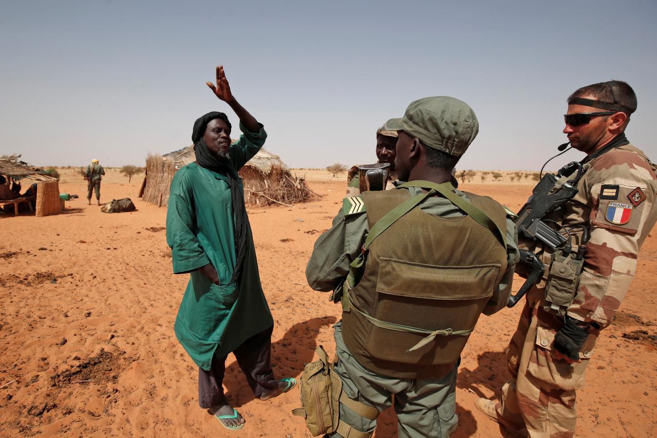 Rahuvalvajad Malis