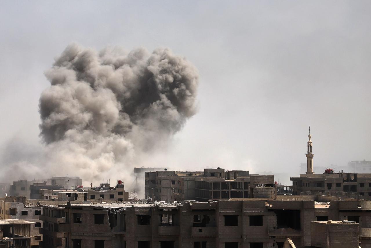 Sõda Süürias
