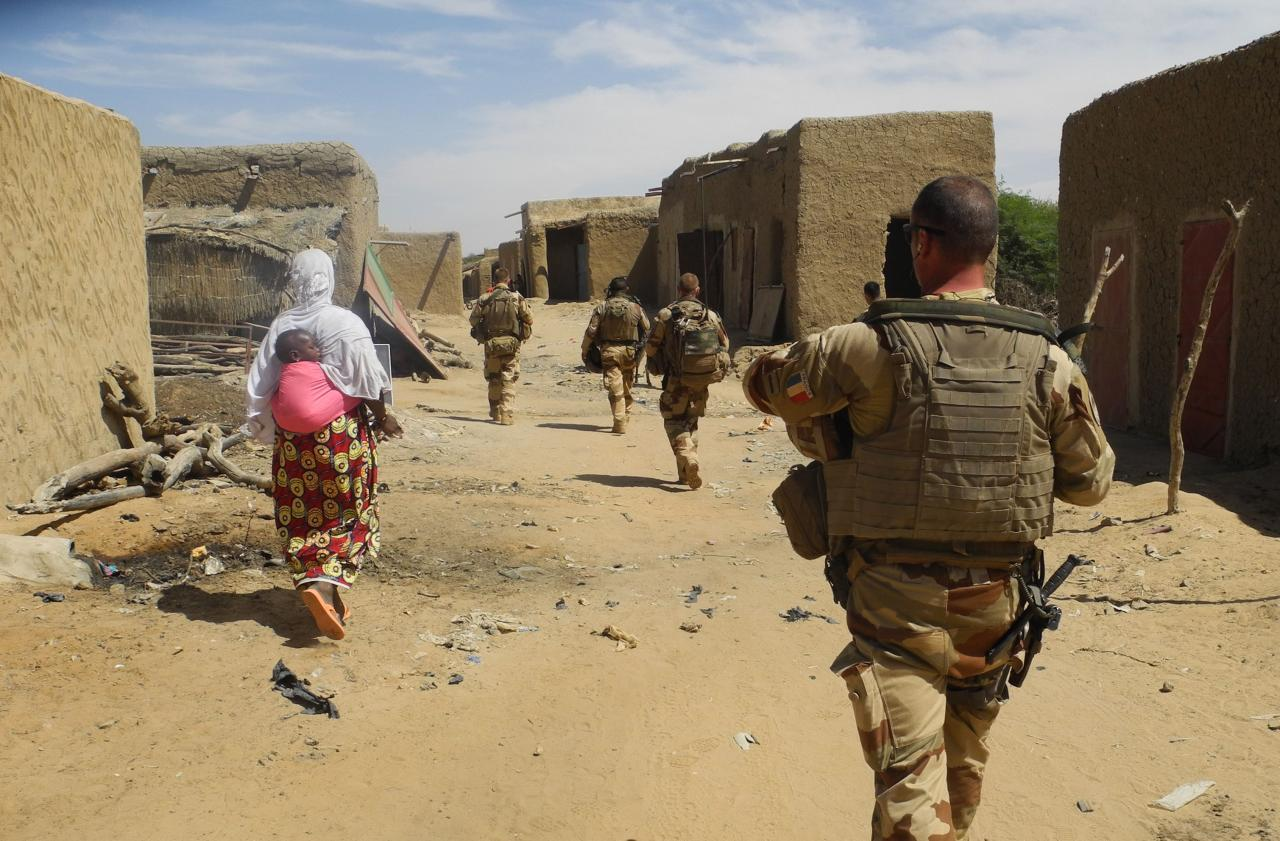 Sõda Malis