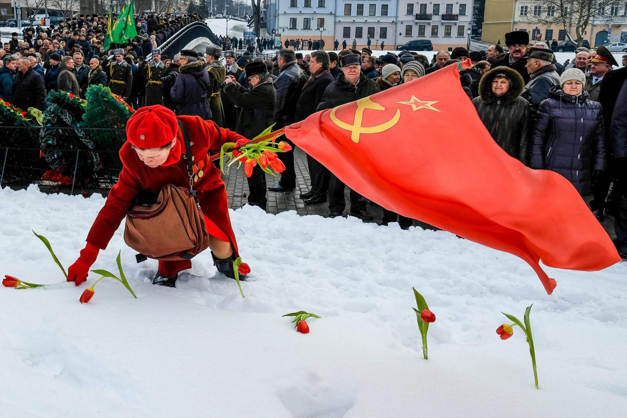 NSV Liidu lõpp