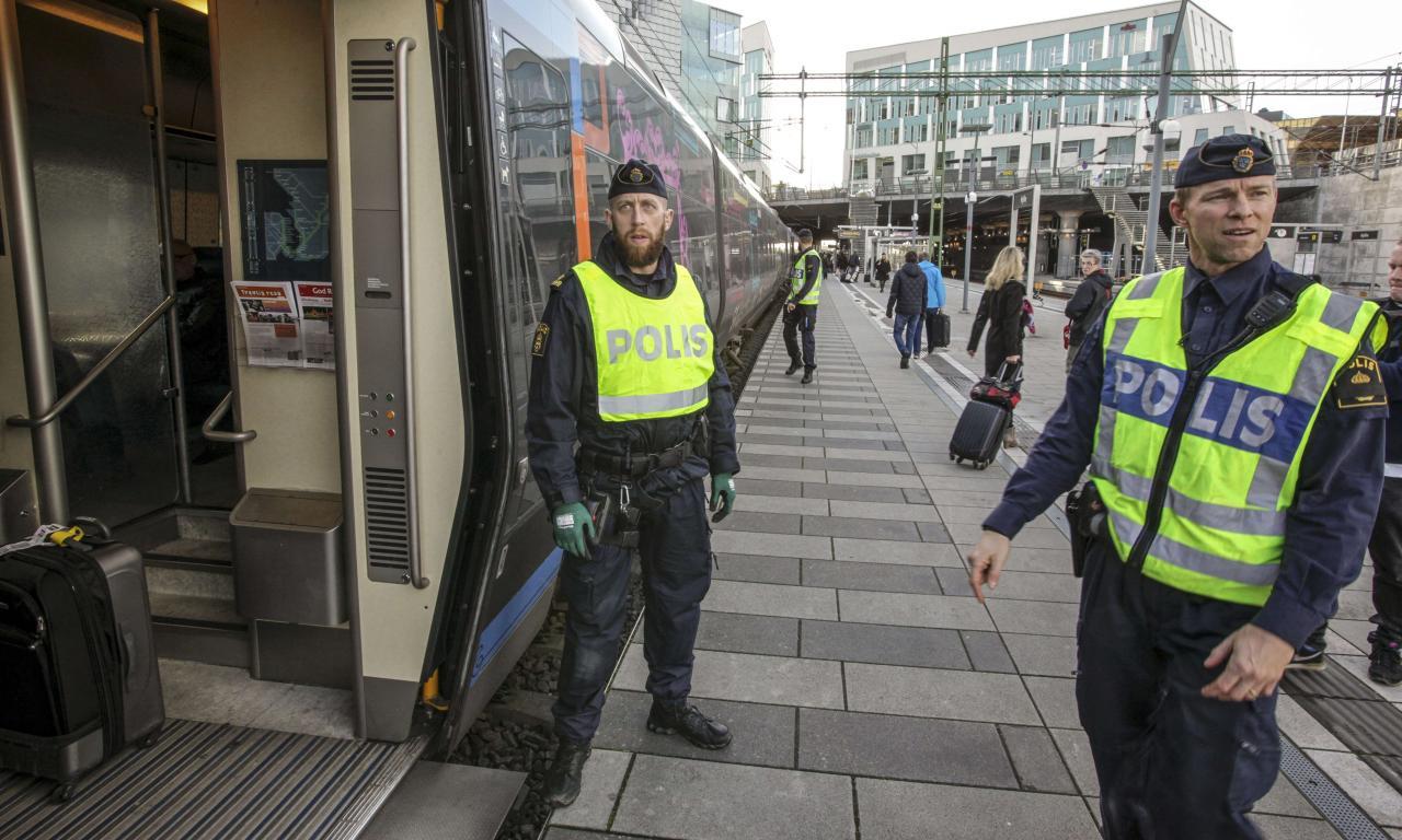 Rootsi politseinikud