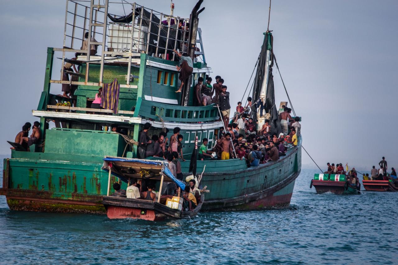 Paadipõgenikud