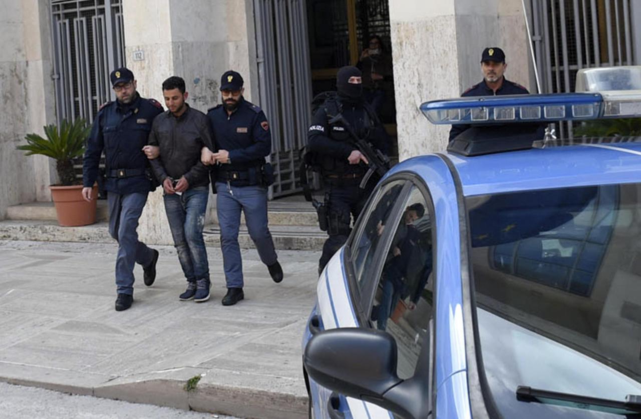 Terroritõrje Itaalias