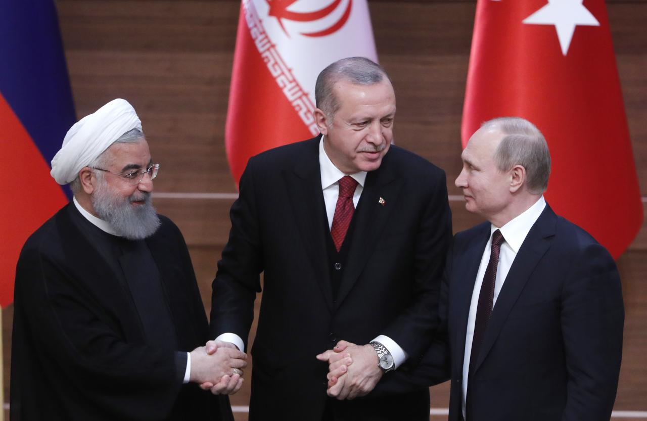Erdogan, Putin