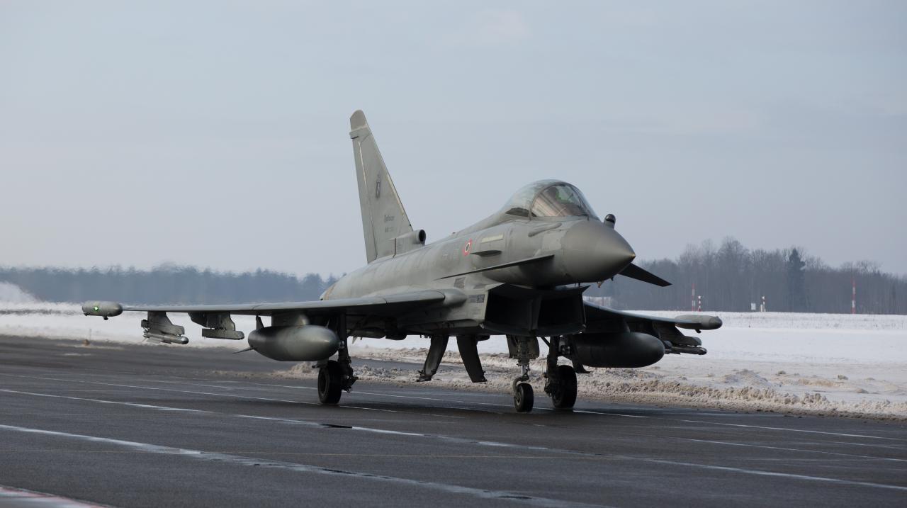 Eurofighter Eestis