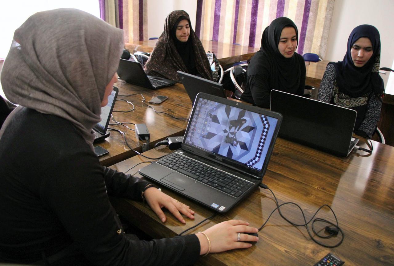 Uued Afganistani IT-spetsialistid Eestisse?