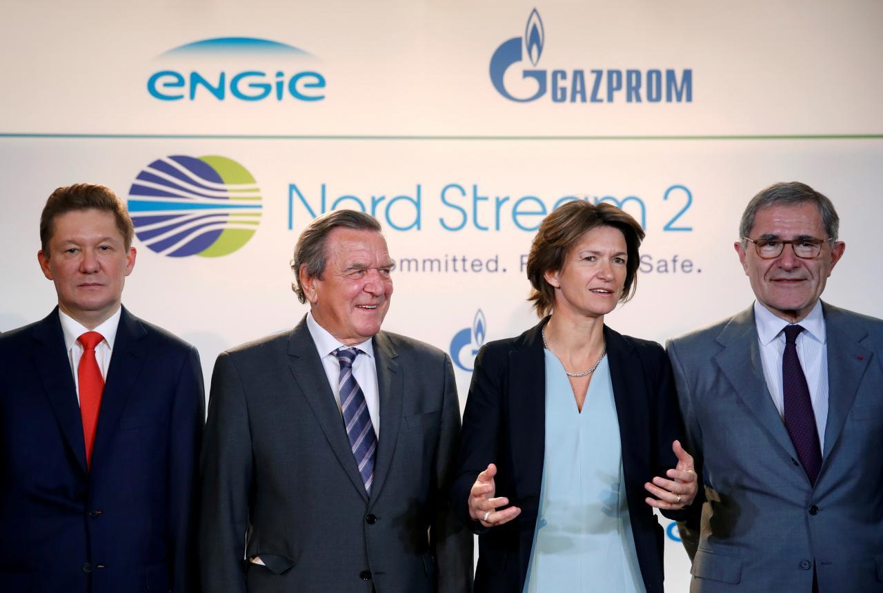 Hetk Venemaa ja Euroopa ühtsest toetusest projektile Nord Stream 2.