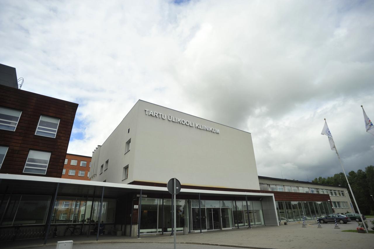 Tartu Ülikooli Kliinikum.